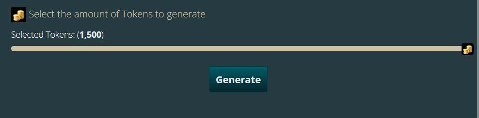 cam4 token generator